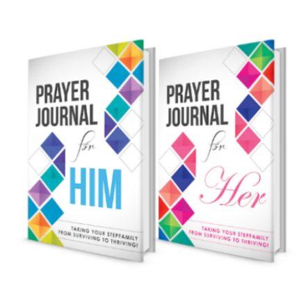 Better Than Blended Prayer Journal Set