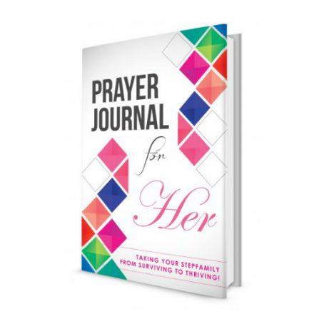 Better Than Blended Prayer Journal for Her